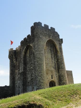 Château de Cruas, chapelle fortifiée